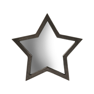 "STAR MIRROR, 19"""