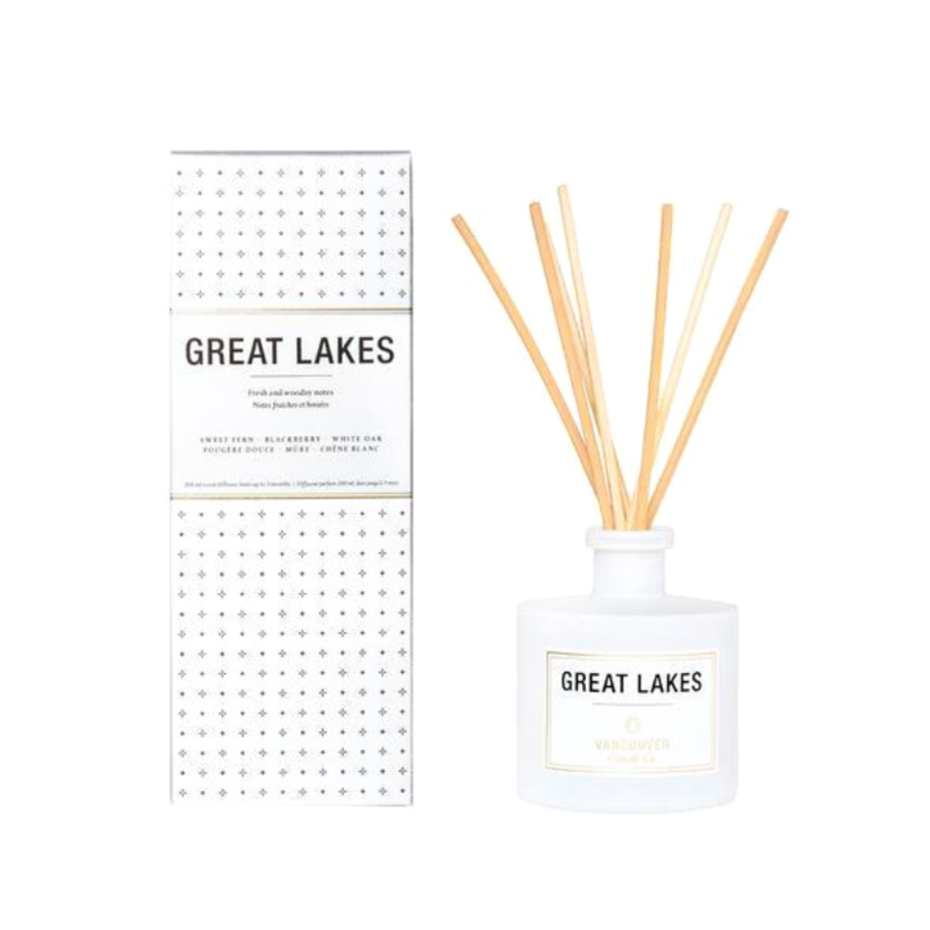 Vancouver Candle Co. VCC GREAT LAKES DIFFUSER, 200ml
