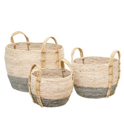 SHORE BASKET, MEDIUM