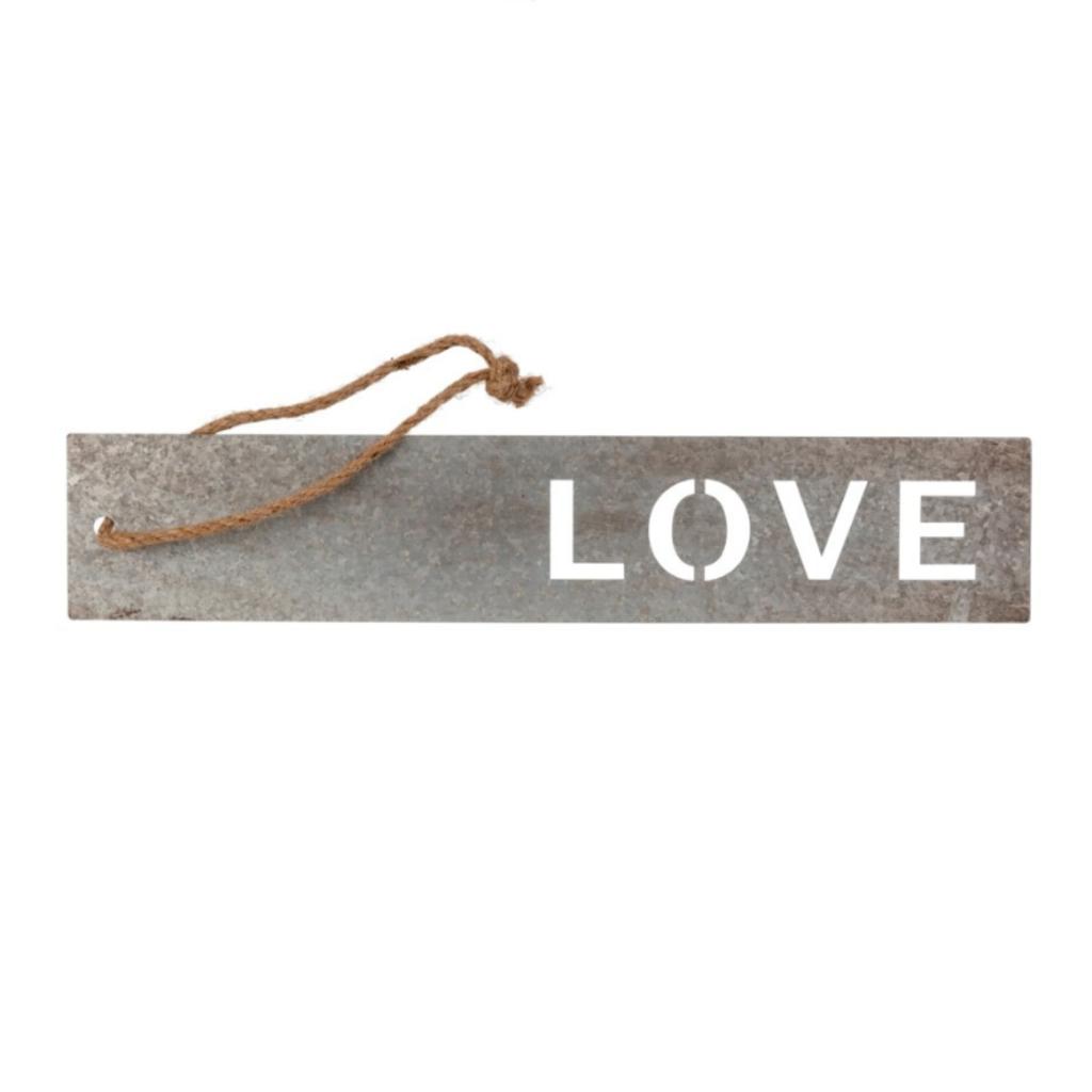 LOVE METAL MESSAGE