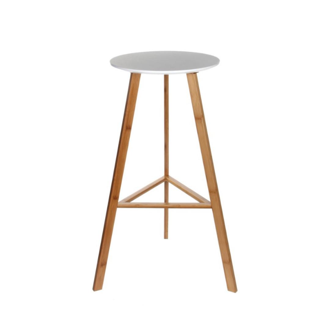 Modus Lifestyle PLANT TABLE, WHITE, TALL