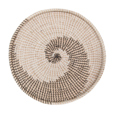 """Style in Form VINA WALL TRAY, SWIRL 20"""""""