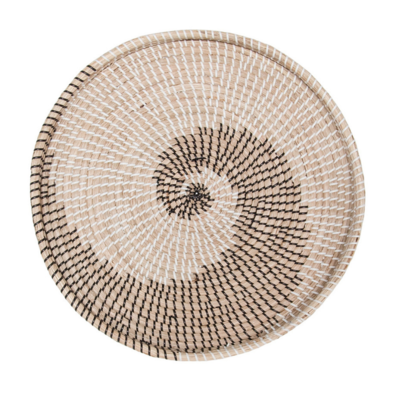Style in Form VINA WALL TRAY, SWIRL 20""
