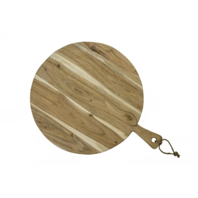 ROUND CHOPPING BOARD, LARGE