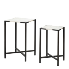 LULAY ACCENT TABLE, LARGE