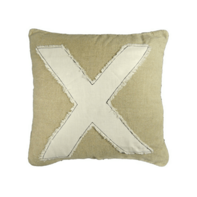 "SugarBoo ""X"" PILLOW"