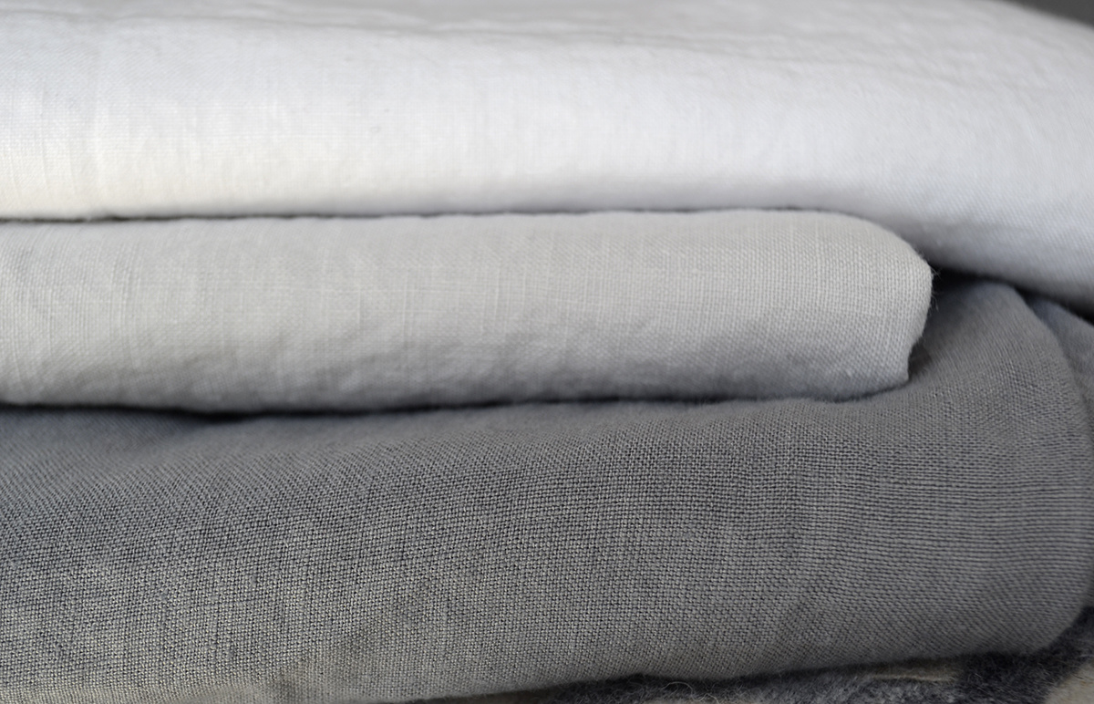 WHY WE LOVE...Pure Linen.
