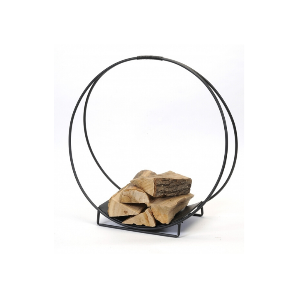 METAL LOG HOLDER