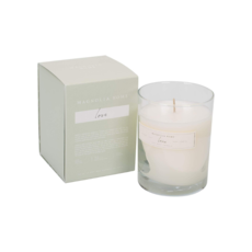 Magnolia Home MAGNOLIA HOME BOXED CANDLE, LOVE