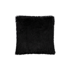 Torre Tagus BLACK FRINGE VELOUR PILLOW