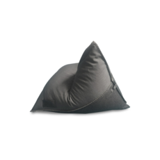 BEAN BAG CHAIR, GREY