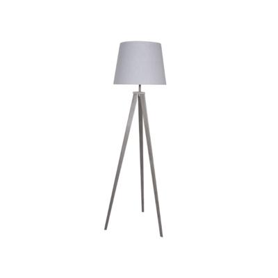 Style in Form NIXON FLOOR LAMP, GREY