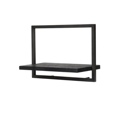 BODRUM SHELF, TYPE C, BLACK