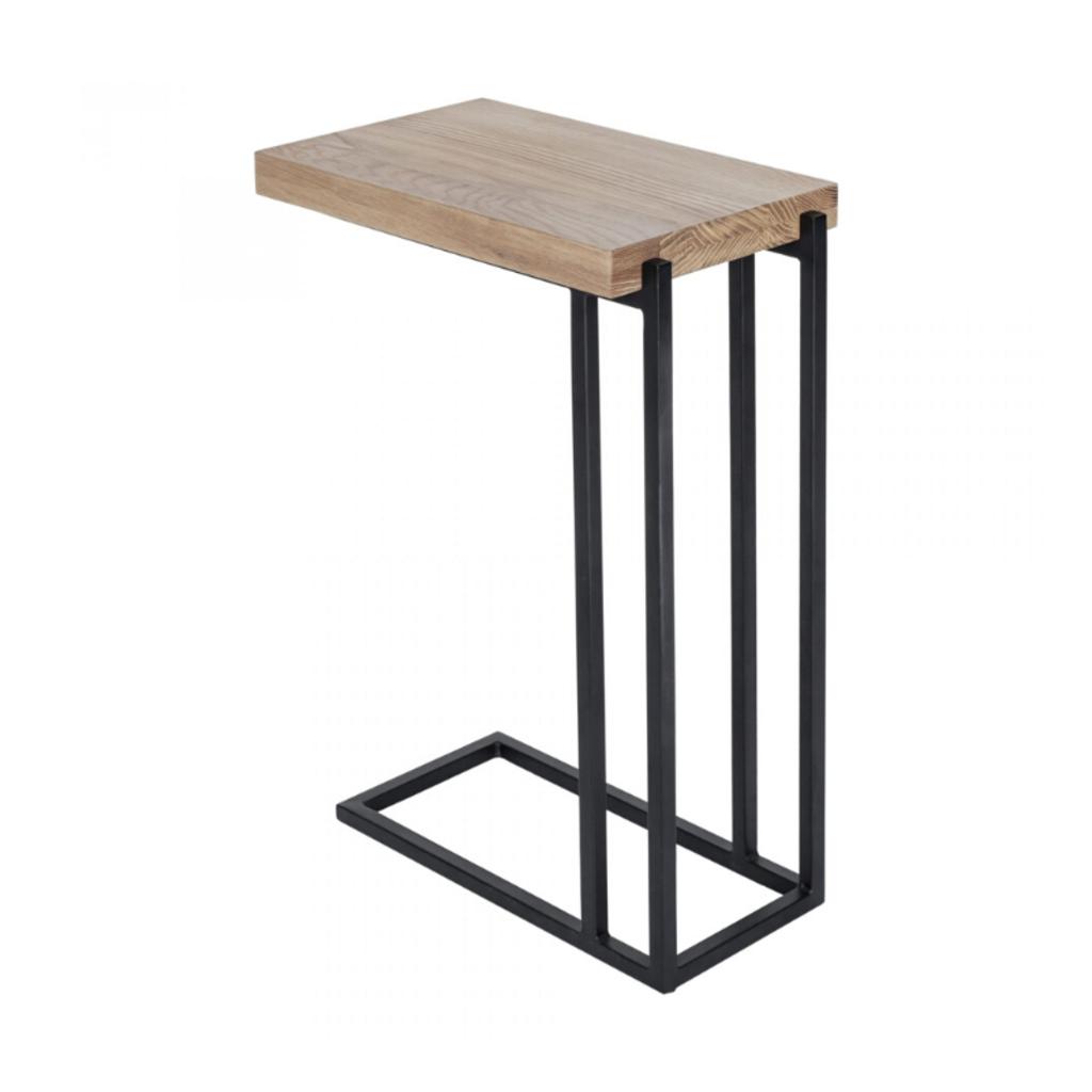 LIMA C SHAPE SIDE TABLE