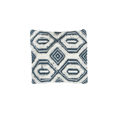 Style in Form BOHEMIAN MACRAME PILLOW, AGRA