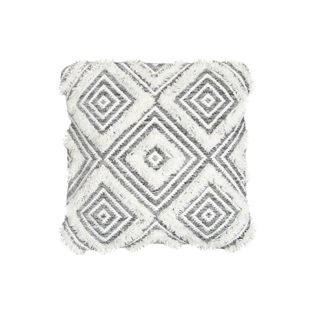 Style in Form BOHEMIAN MACRAME PILLOW, GOA