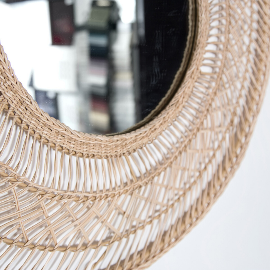 Style in Form LAVA WEAVE MIRROR
