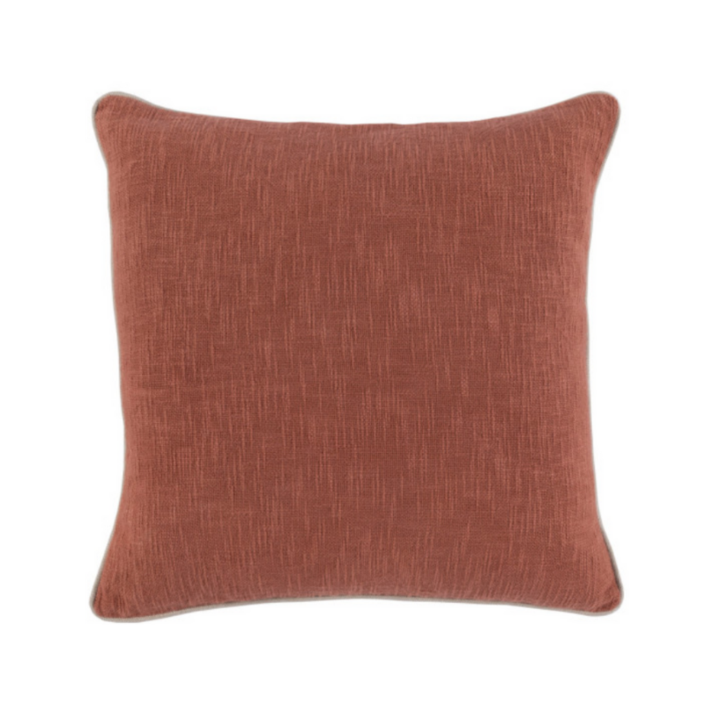 Classic Home ALBA CLAY PILLOW, 22 X 22""