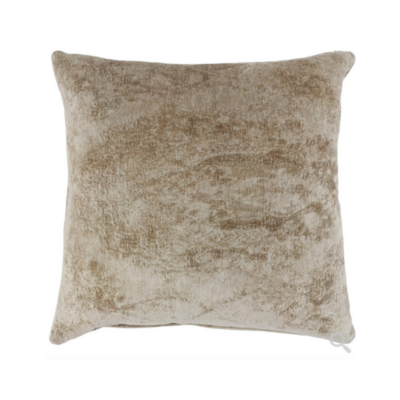 Classic Home OLIVER WHEAT PILLOW, 22 X 22