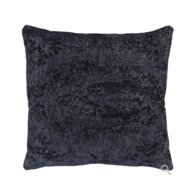 Classic Home OLIVER NIGHT BLUE PILLOW, 22 X 22