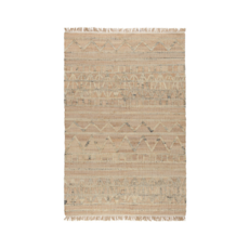 Classic Home KINGSTON DISTRESSED NATURAL RUG