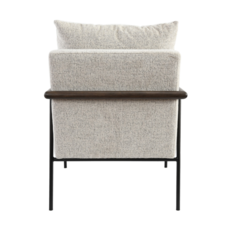 Classic Home COLBY ACCENT CHAIR