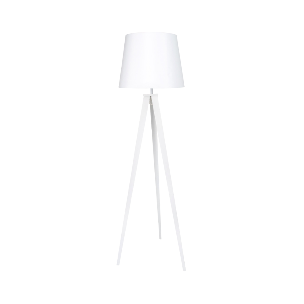 Style in Form NIXON FLOOR LAMP, GREY