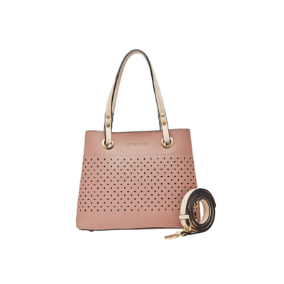 PALOMA BAG, DUSTY PINK