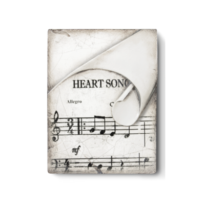 Sid Dickens SID DICKENS TILE, HEART SONG