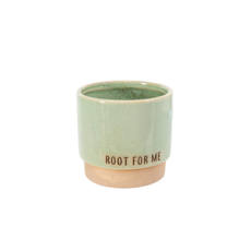 ROOT FOR ME POT, GREEN