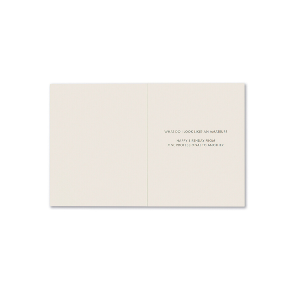 Design Home ONE TIME SOMEONE, GREETING CARD