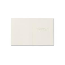 Design Home ANYONE WHO SAID, GREETING CARD
