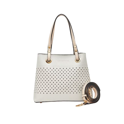 PALOMA BAG, WHITE