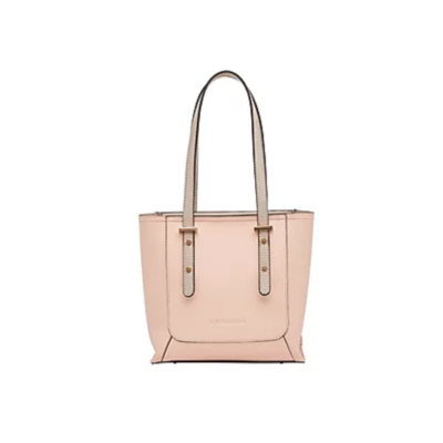 HAZEL BAG, PALE PINK