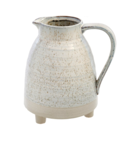 SPECKLED FOOTED PITCHER, LARGE