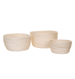 CYPRESS BASKET, MEDIUM