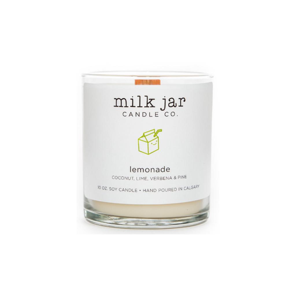 Milk Jar Candle Company Inc. MILK JAR, LEMONADE