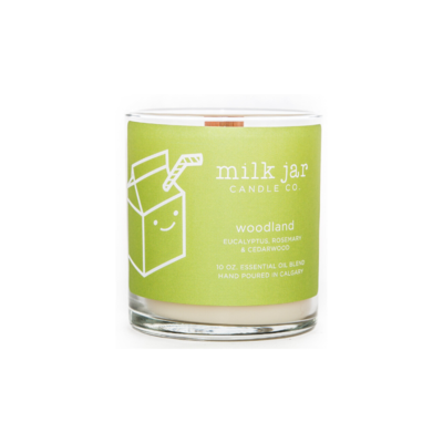 Milk Jar Candle Company Inc. MILK JAR, WOODLAND ESSENTIAL OIL