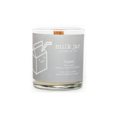 Milk Jar Candle Company Inc. MILK JAR CANDLE, HYGGE