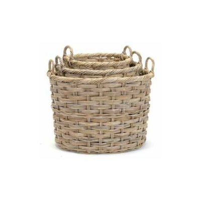 Bacon OVAL BASKET, MEDIUM