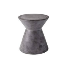 ASTER END TABLE, GREY