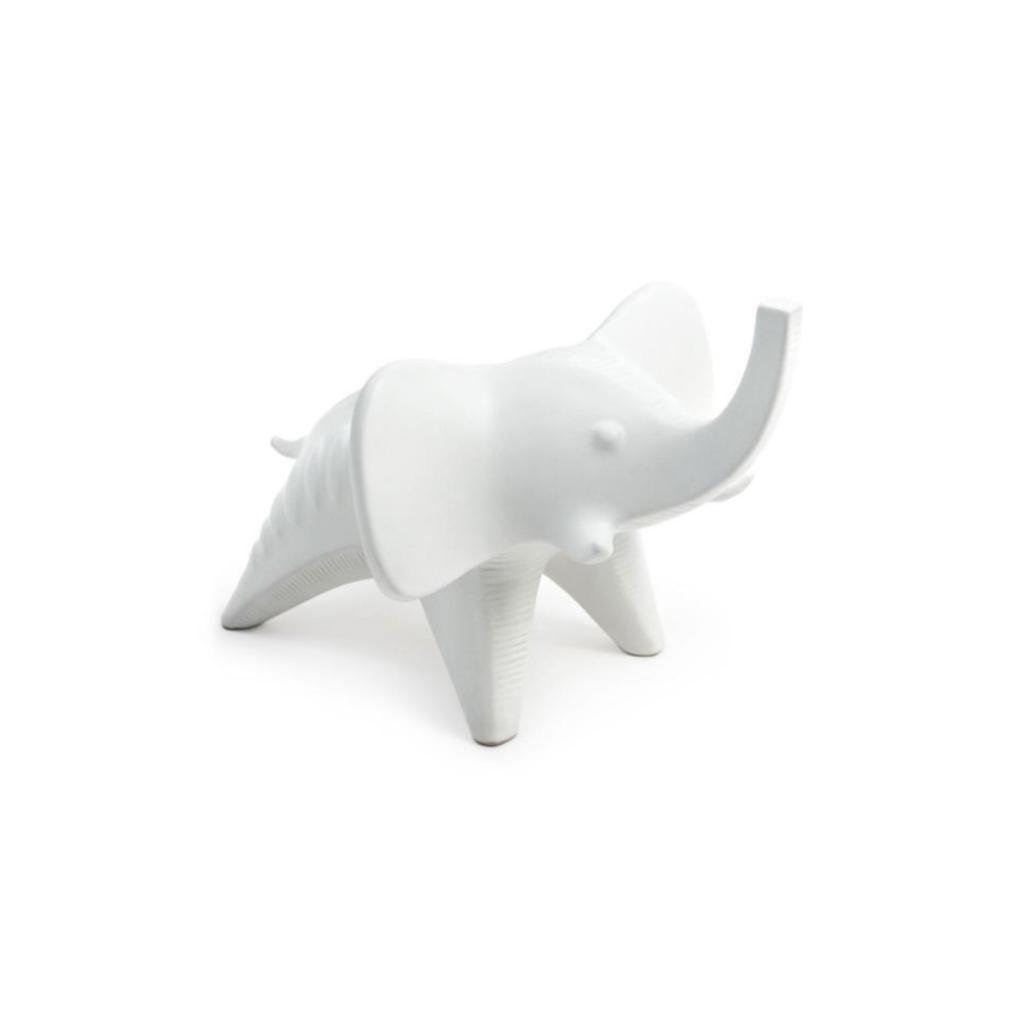 Jonathan Adler JA ELEPHANT, WHITE