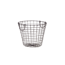 Bacon BLACK WIRE BASKET