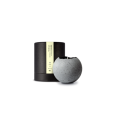 Konzuk KONZUK CONCRETE ORBIS WITH CANDLE, GREY