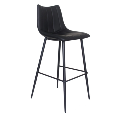 BORNE BAR STOOL, BLACK