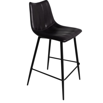 BORNE COUNTER STOOL, BLACK