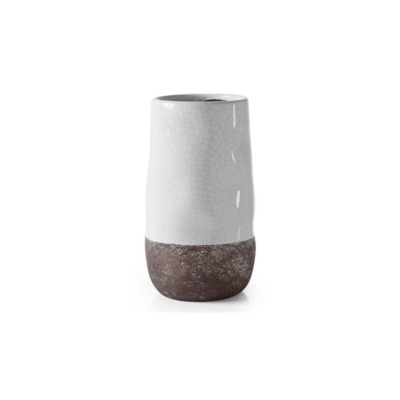 Torre Tagus CORSICA TWO-TONE CRACKLE VASE