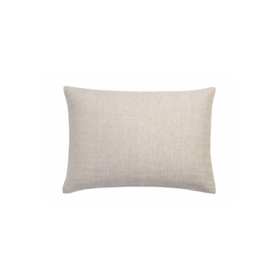"Brunelli HERRINGBONE PILLOW COVER, 16"" x 22"""
