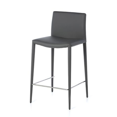 EZRA COUNTER STOOL, GREY