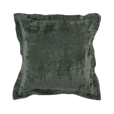 Classic Home LAPIS MYRTLE GREEN PILLOW